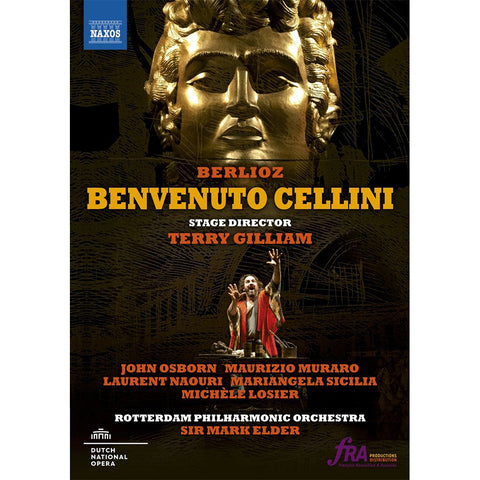 Benvenuto Cellini - De Nationale Opera (DVD)
