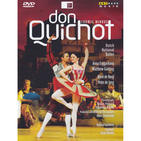 Don Quichot - Het Nationale Ballet