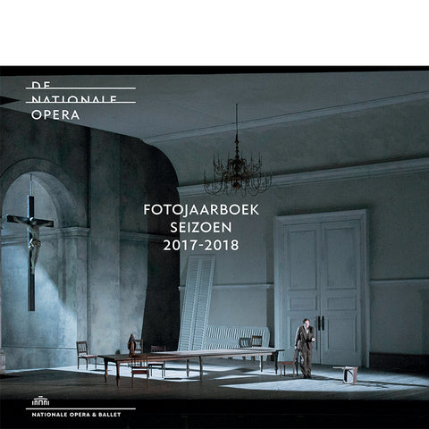 Fotojaarboek 17-18  De Nationale Opera