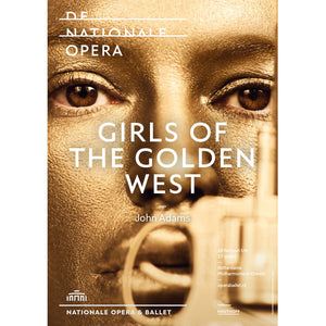 Girls of the golden west - Poster