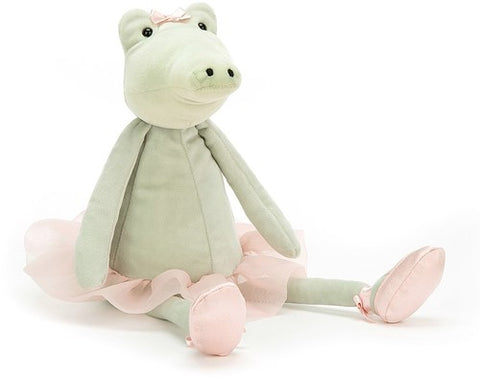 Knuffel Dancing Darcey Alligator