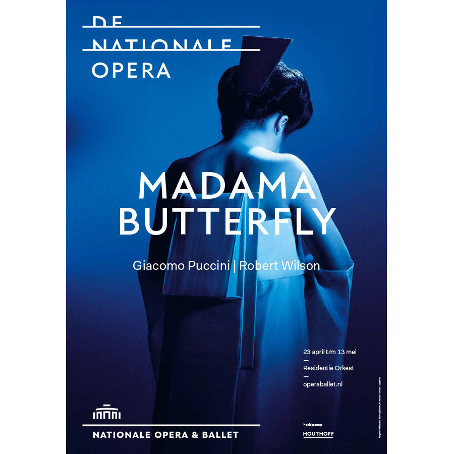 Madama Butterfly - Poster