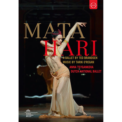 Mata Hari - Het Nationale Ballet (DVD & Blu-Ray)