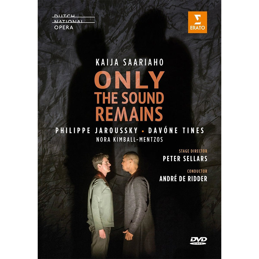 Only the sound remains - De Nationale Opera (DVD & Blu-Ray)