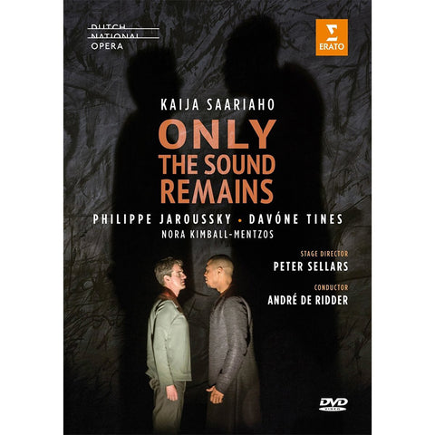 Only the sound remains Saariaho