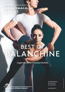 Best of Balanchine - Ansichtkaart