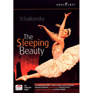 Sleeping Beauty DVD - Het Nationale Ballet