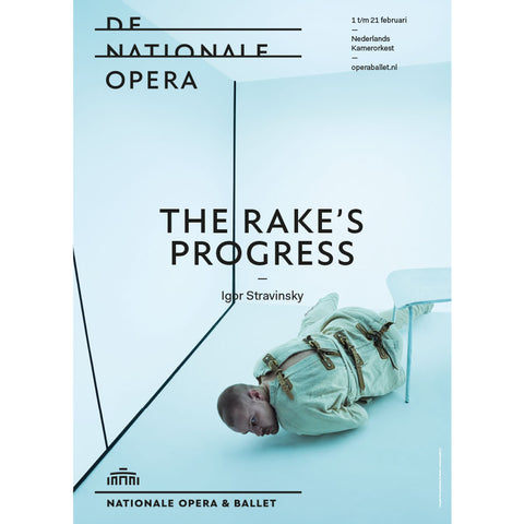 Rake s Progress - Poster