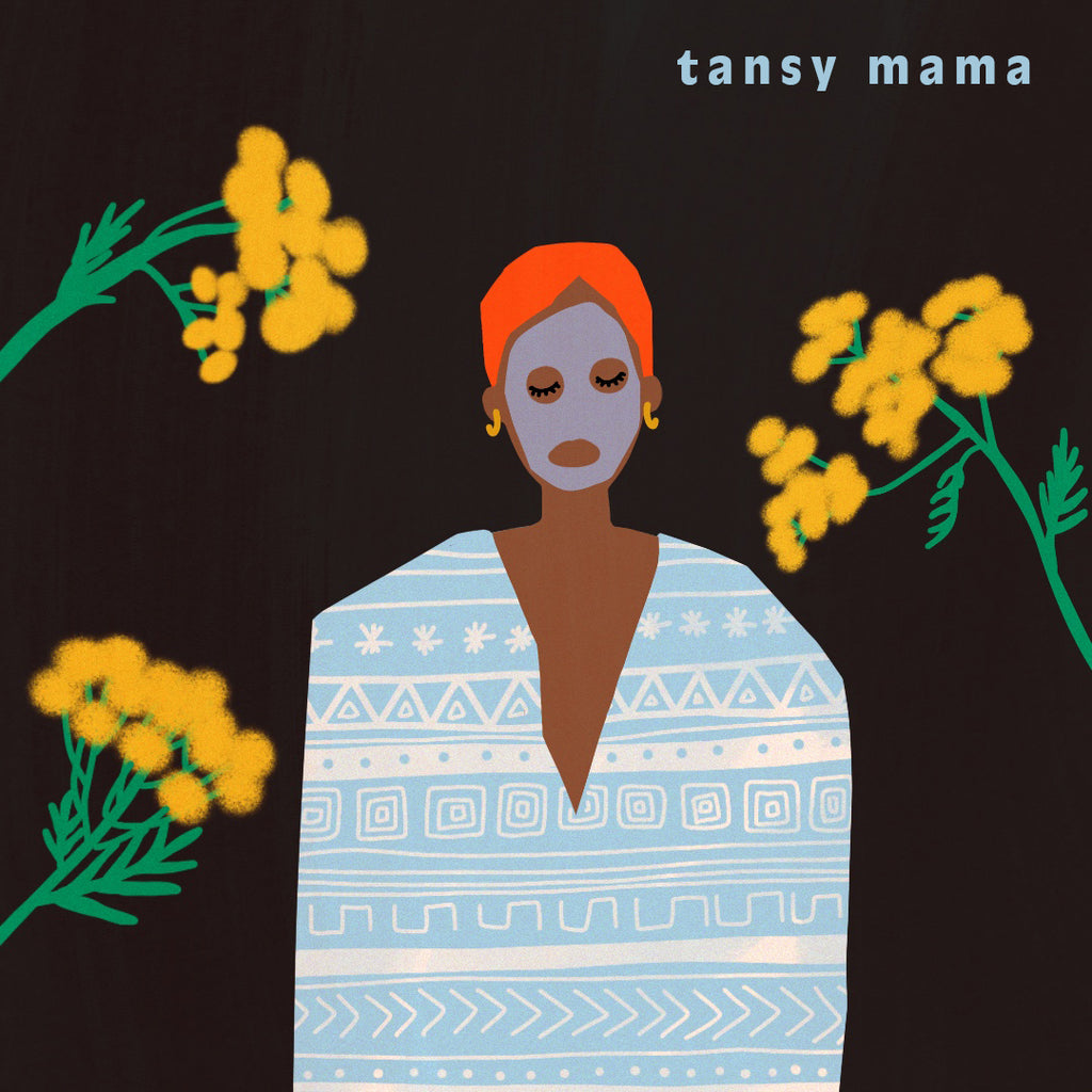 TANSY MAMA - Smells like heaven and makes your skin feel like it too