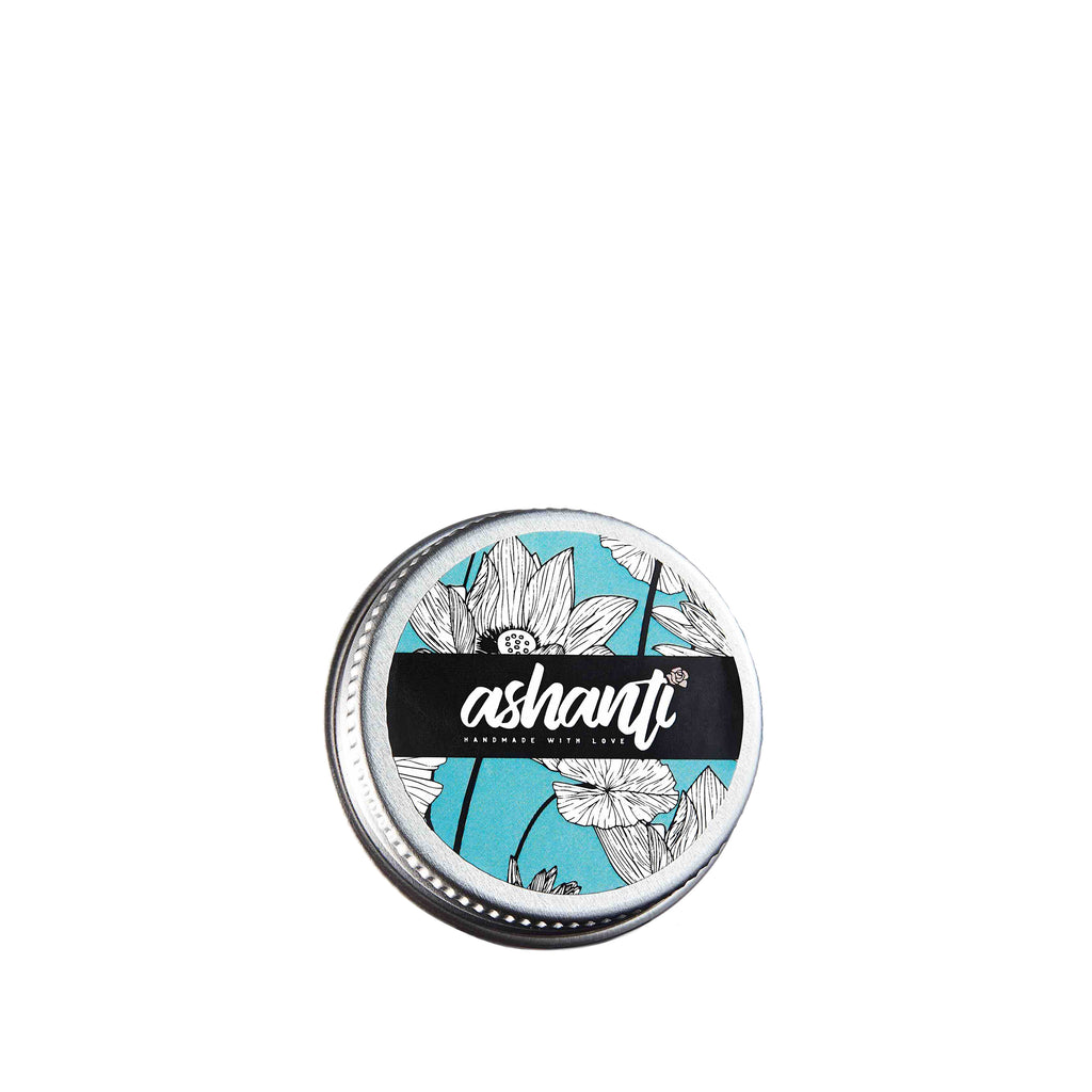 ASHANTI BLUE'S - COCONUT FLAVOURED LIP BALM
