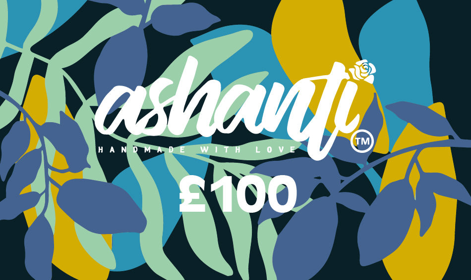 Ashanti eGift Card