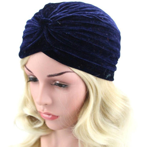 Elegant Fashion Casual Plain Crossover Corduroy Hat