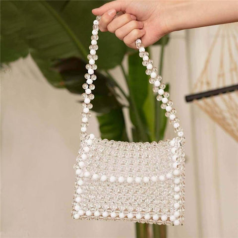 Remium Handmade Beaded Fashion Bag
