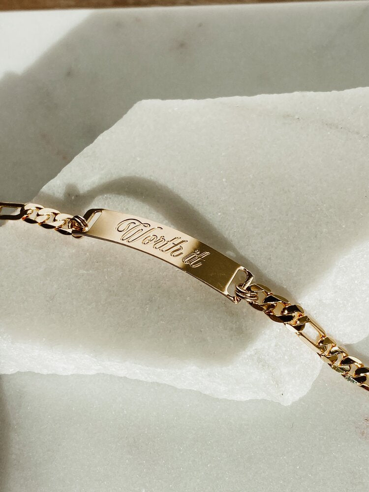 ONEIRO Worth It Bracelet
