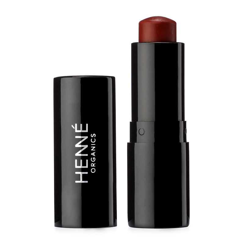 HENNÉ ORGANICS Luxury Lip Tint- Intrigue