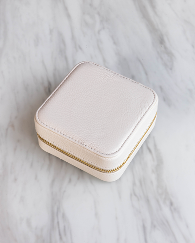 Pearl Travel Jewellery Box