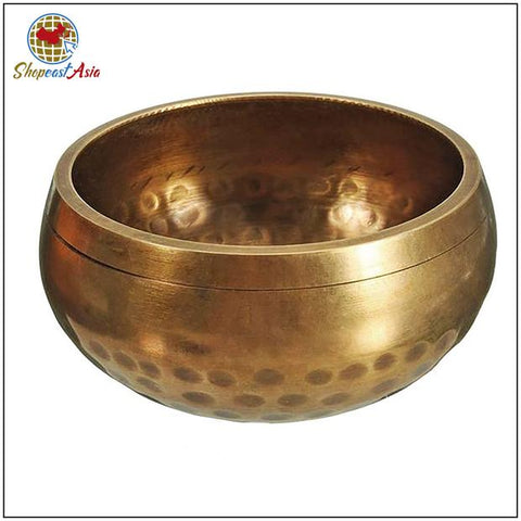 Image of Ohm Tibetan Meditation Bowl Set
