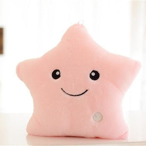 Luminous Star Pillow