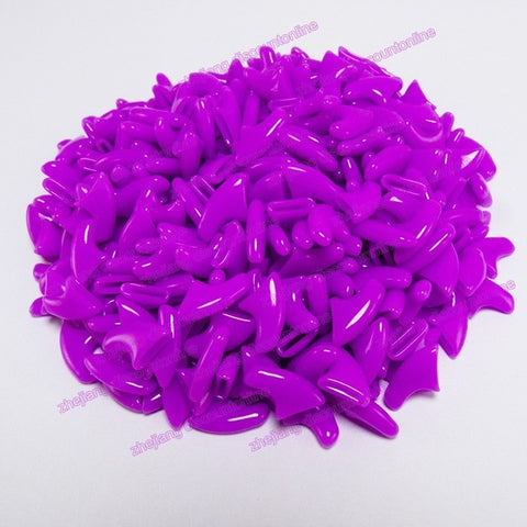 Image of Silicone Soft Cat Nail Caps