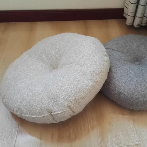 Image of Soft and comfortable Handmade Meditation Cushion
