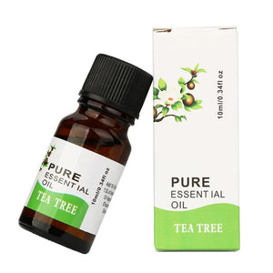 Pure Essential Organic Oils For Diffusers, Massage and Skin