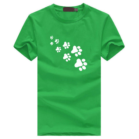 Image of Men's Walking Paw Shirt