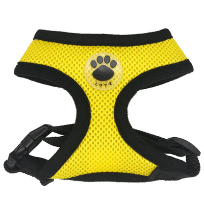 Image of Adjustable Soft Breathable Dog  Harness