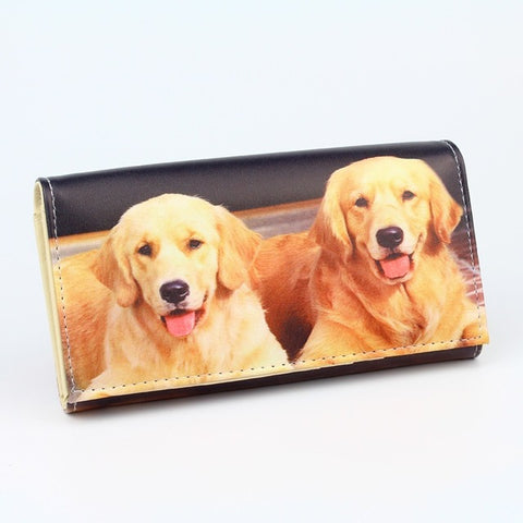 Dog Friends Clutch