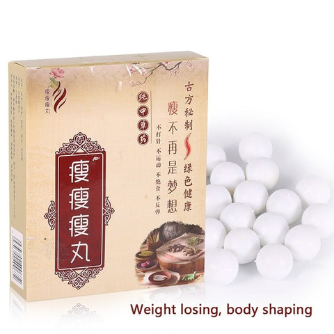 Image of 40Pcs Anti Cellulite Navel Patches - Weight Loss Stickers