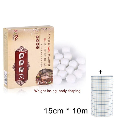 40Pcs Anti Cellulite Navel Patches - Weight Loss Stickers