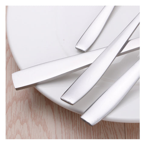 Image of 24 Pcs / Dinnerware Set - Knife and Fork Cutlery Set With Gift Box