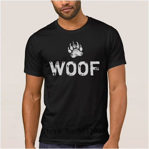 Men's Woof Paw Shirt