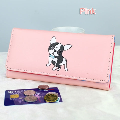 Image of Lovely Dog Coin Purse
