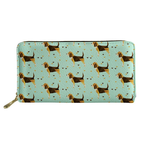 Image of Beagles Dog Print Purse