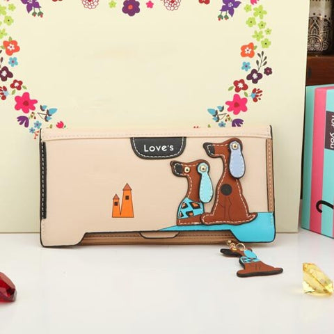 Image of Cartoon Dog Clutch