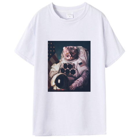 Image of Space Cat Shirt