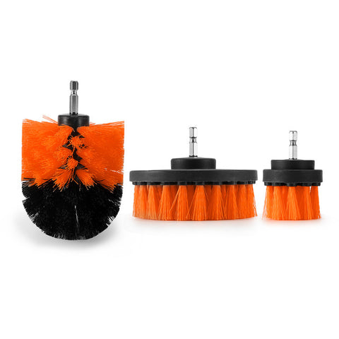 Image of 3pcs Power Scrubber Brush Set