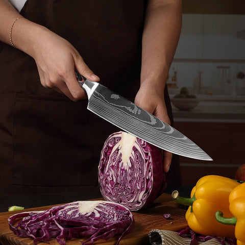 Image of 6 Piece Professional Chef Knife Set