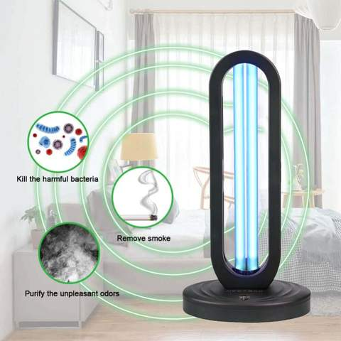 High Ozone UV Disinfection Lamp