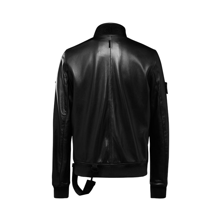 Trench London TRENCH LEATHER HARRINGTON