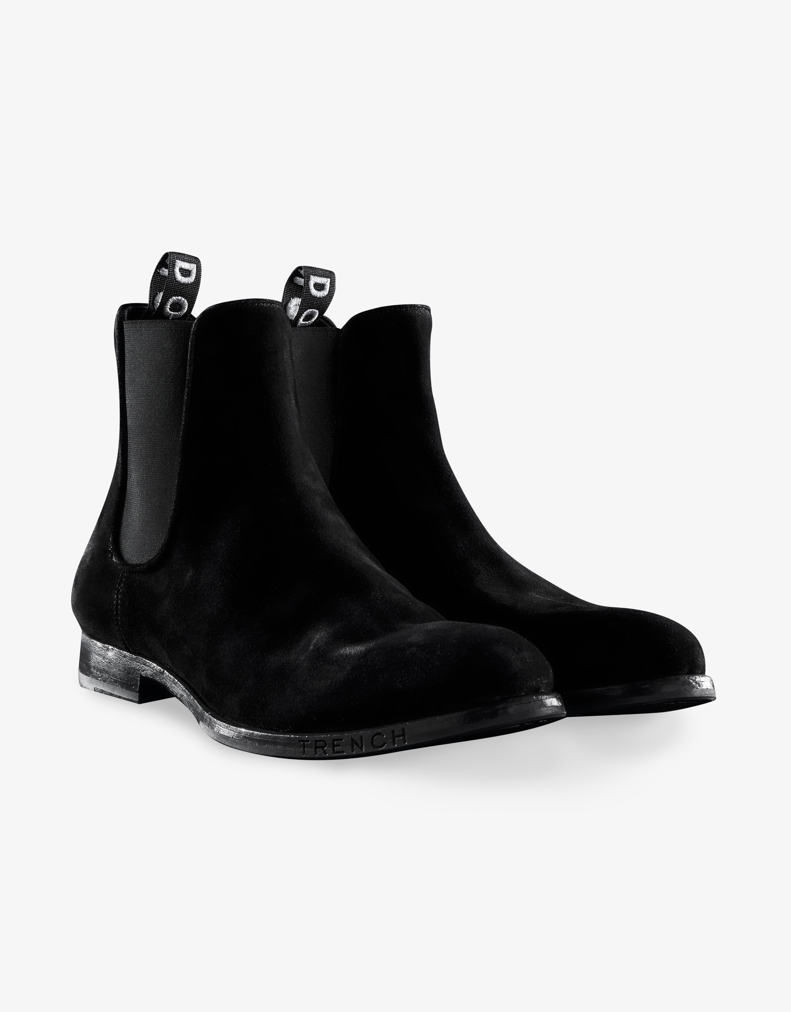 Trench London TRENCH CHELSEA BOOTS