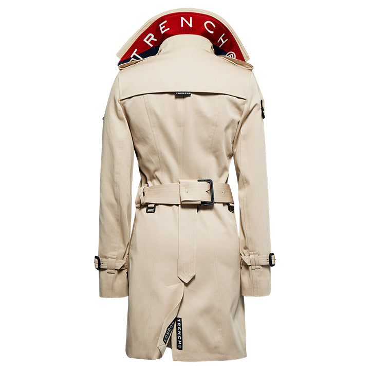 Trench London THE SLIM TRENCH