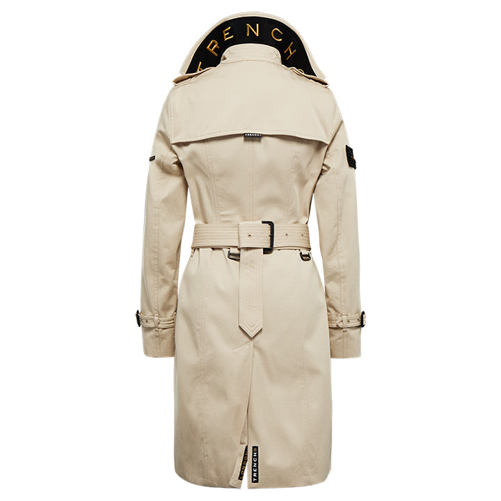 Trench London THE QUEEN CLASSIC TRENCH