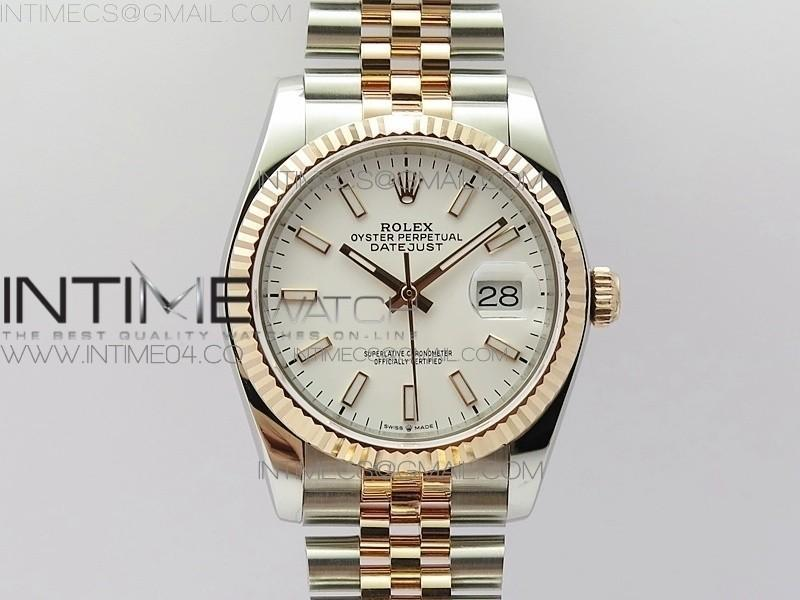 DATEJUST 36MM 126231 904 SS/WRAPPED RG
