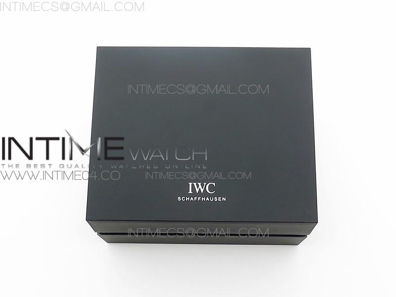 IWC BOX AND PAPERS
