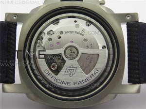 PAM984 MIKE HORN SUBMERSIBLE