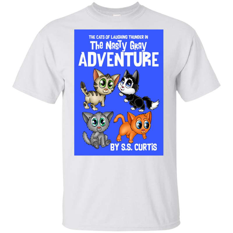 T-Shirt: The Nasty Gray Adventure - Youth Sizes