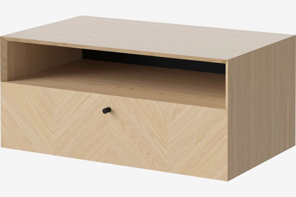 Luxe Drawer - 1 Drawer - Wall Mounted Wide