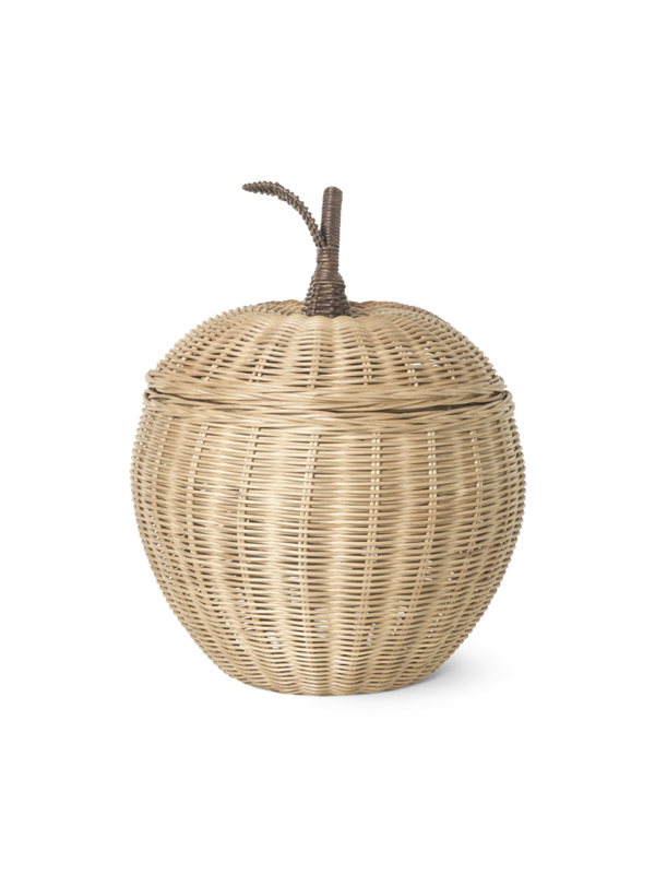 Large Apple Braided Basket