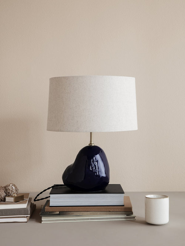 Hebe Lamp Shade Short - Natural